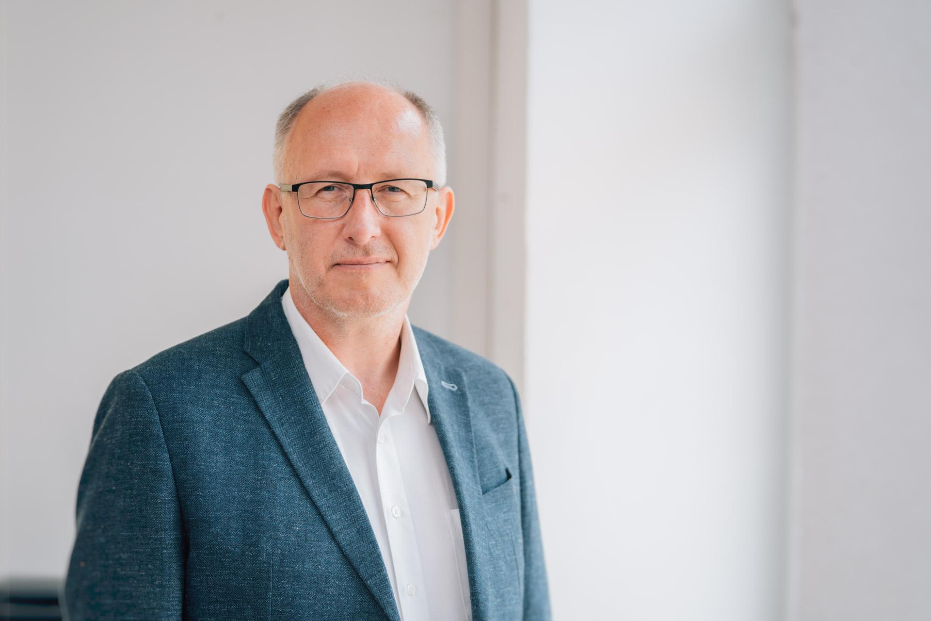 Krzysztof Staszewski, prezes Zarządu Podkarpackiego Funduszu Rozwoju Sp. z o.o. Fot. Maciej Rałowski