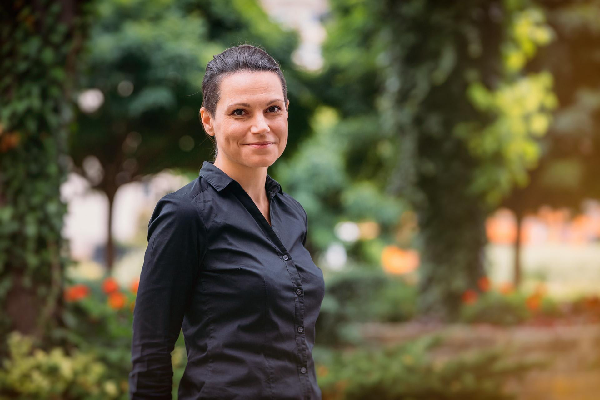 Joanna Szozda, dyrektor Departamentu Dróg i Publicznego Transportu Zbiorowego w Urzędzie Marszałkowskim Województwa Podkarpackiego