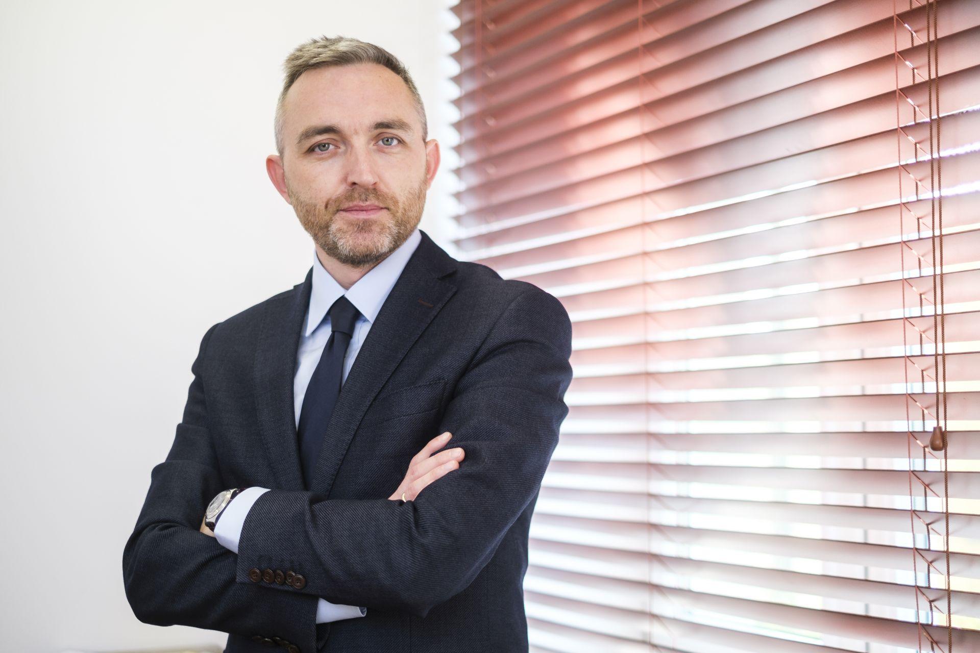 Tomasz Zieliński, zastępca dyrektora w Departamencie Zarządzania Regionalnym Programem Operacyjnym w UMWP