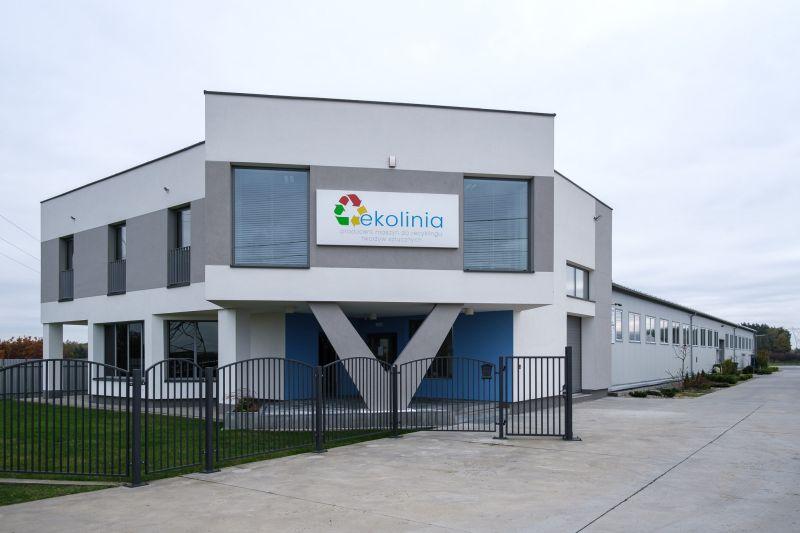Budynek firmy Ekolinia