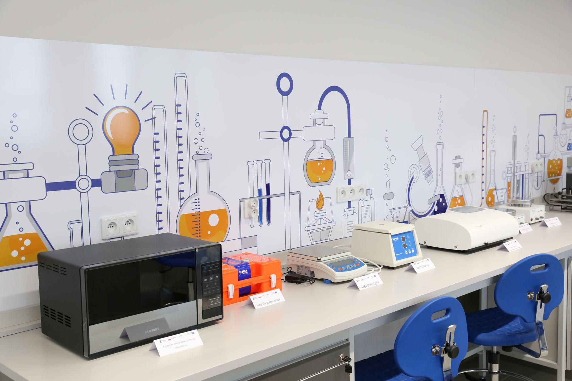 Aparatura w Centrum Symulacji Medycznej dla Pielęgniarek