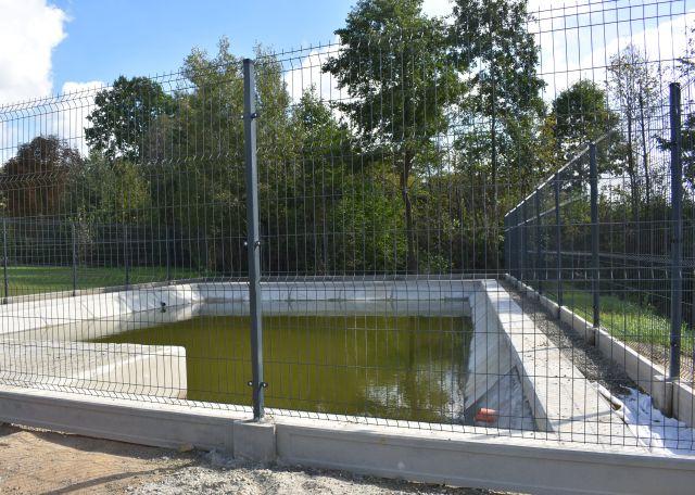 zbiornik naziemny w Odrzykoniu