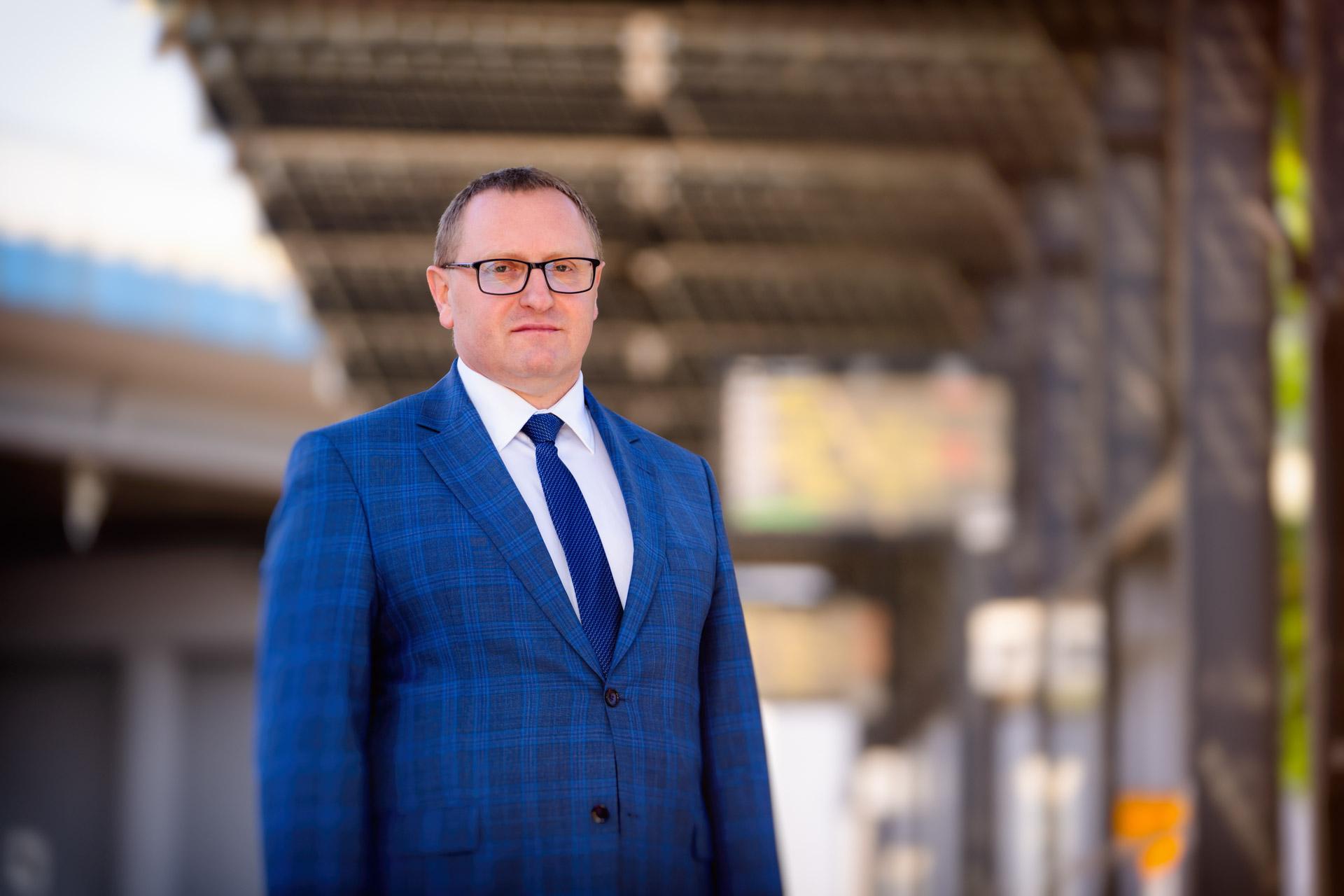 Paweł Wais, dyrektor Departamentu Rozwoju Regionalnego